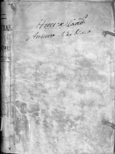 [Teatro histórico de las iglesias del Reyno de Aragón] [Manuscrito]Iglesias de Aragón