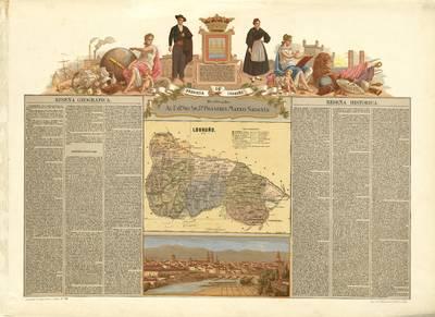 Provincia de Logroño [Material cartográfico]