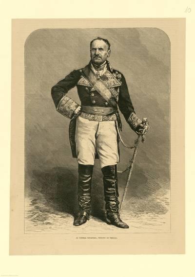 El General Espartero, Príncipe de Vergara [Material gráfico]