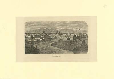 Vista de Logroño [Material gráfico]