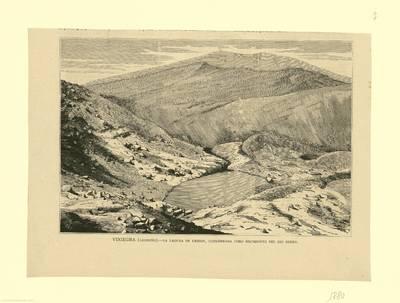 Viniegra (Logroño) [Material gráfico] : la laguna de Urbión, considerada como nacimiento del río Duero