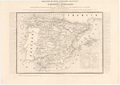 Mapa Comercial [de España]