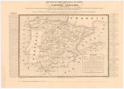 Mapa Monumental [de España]