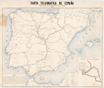 Carta Telegráfica de España