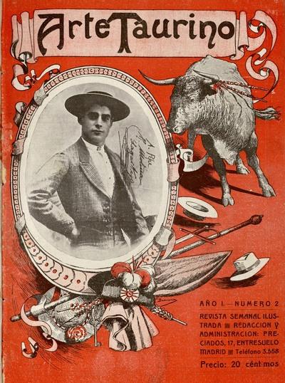 Arte taurino : revista semanal ilustrada