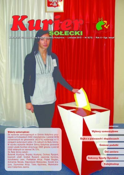 Kurier Sołecki, 2010, nr 8 (73)