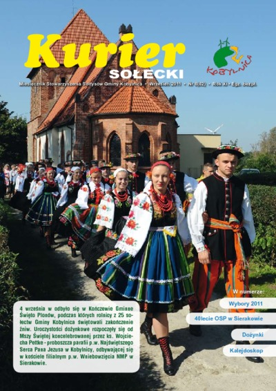 Kurier Sołecki, 2011, nr 8 (82)