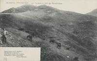 Vacherie au Col de Rombière