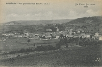 Rosières.-Vue générale Sud-Est (Alt. 648 m.)