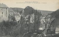Rochefort-Montagne. Vue générale-Le Château