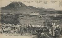 Le Puy de Dôme et la Chaîne des Puys