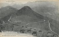 Montagnes du Cantal - Le Col de Néromes