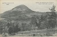 Le Suc des Ollières (près Yssingeaux). Aspect Sud-Est (Alt. 1190 m.)