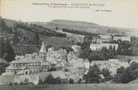 Rochefort-Montagne. Vue générale (prise du Pré Chapelle)