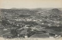 Le Puy.-Vue prise depuis le Mont Corneille vers l'Est