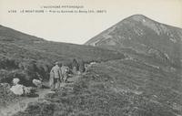 Le Mont-Dore.-Près du Sommet du Sancy (Alt. 1886 m.)