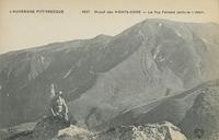 Massif des Monts-Dore.-Le Puy Ferrand (alt. 1845 m.)