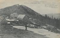 Le Col de Néronne (1324 m) - Route de Murat à Salers