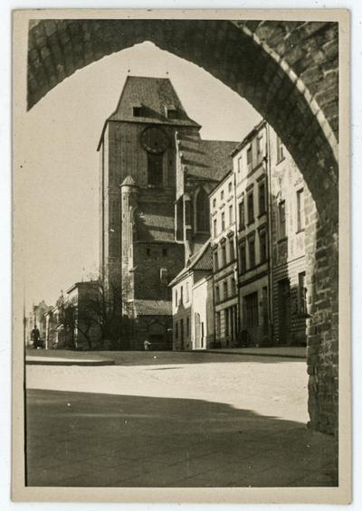 Katedra św. Janów w Toruniu