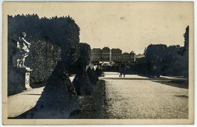Wien, IV, Belvedere