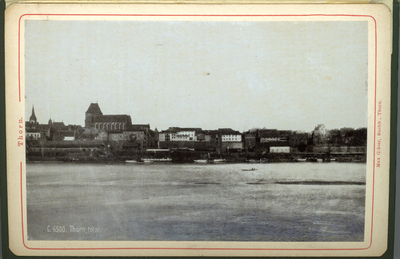 Toruń, panorama miasta