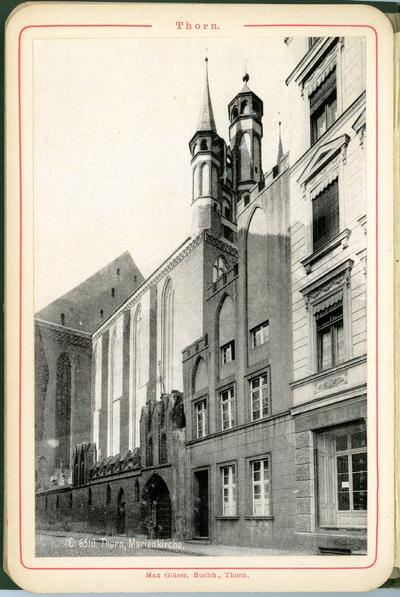 Toruń, Kościół Wniebowzięcia Najświętszej Marii Panny
