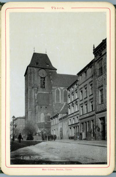 Toruń, Katedra św. Janów