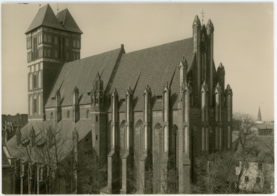 Thorn. St. Jacobskirche