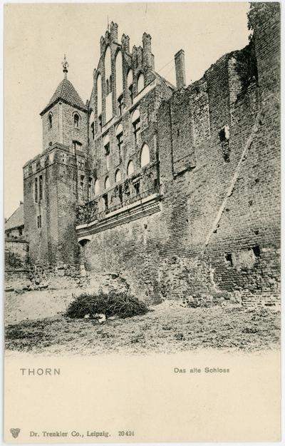Thorn. Das alte Schloss
