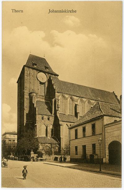 Thorn. Johanniskirche