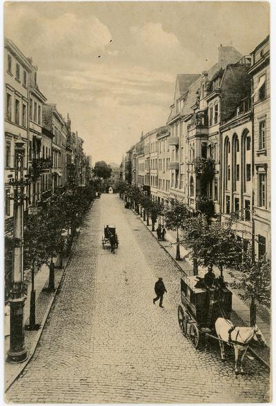 Toruń - ulica Mostowa