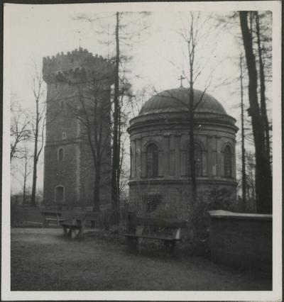 Cieszyn, Wieża Piastowska i Rotunda