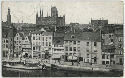Danzig. Marienkirche