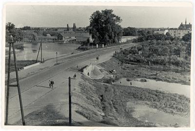Ulica Jagiellońska w Toruniu