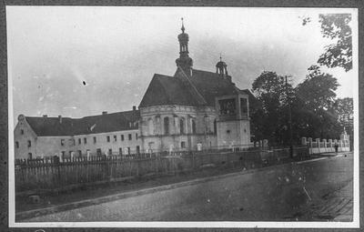 Kościół Św. Piotra i Pawła na Podgórzu