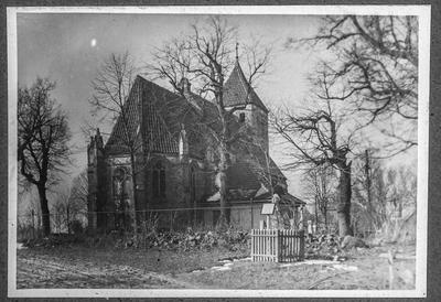 Kościół św. Mikołaja w Gronowie