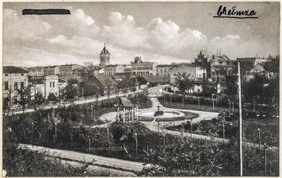Panorama Chełmży