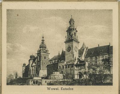 Wawel. Katedra