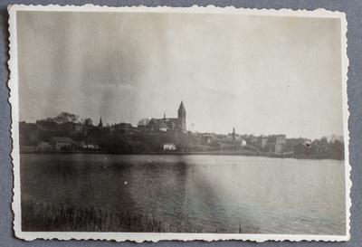 Panorama miasta Wąbrzeźna