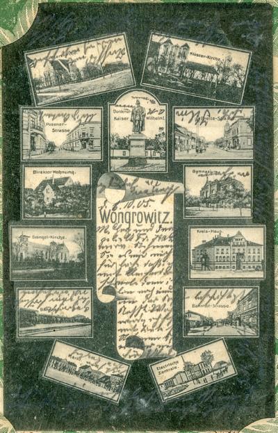 Wongrowitz