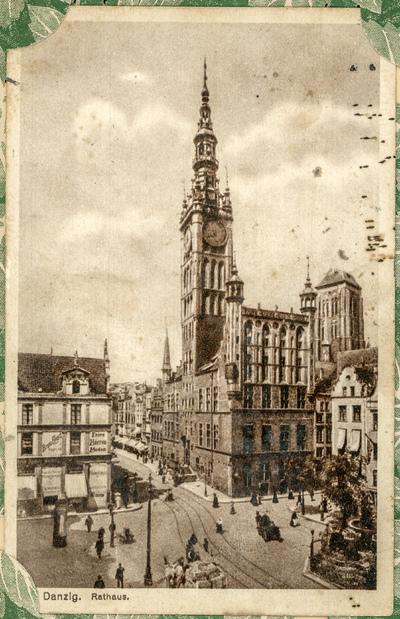 Danzig. Rathaus