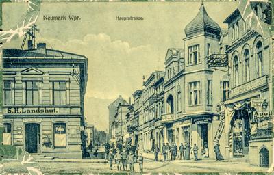 Neumark Wpr. Hauptstrasse