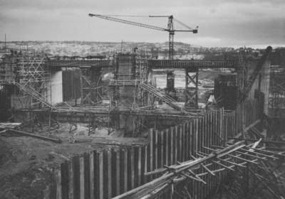 Wehrbaustelle Besigheim/Neckar