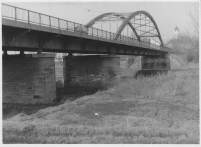 Straßenbrücke Bous-Wadgassen/Saar