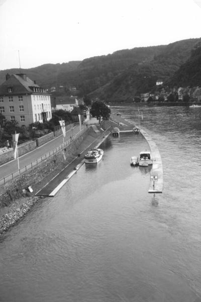 Neuer Bootshafen Cochem/Mosel