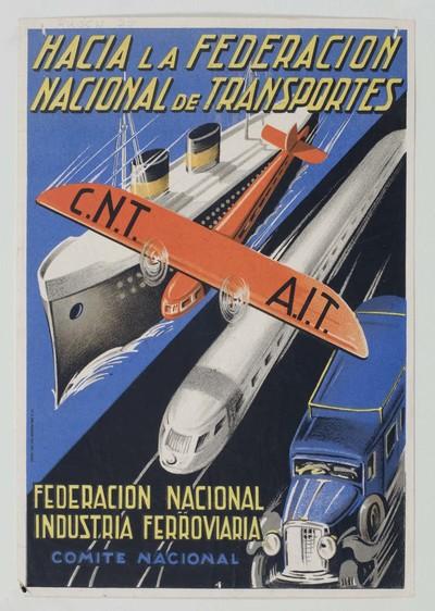 Hacia la federación nacional de transportes.