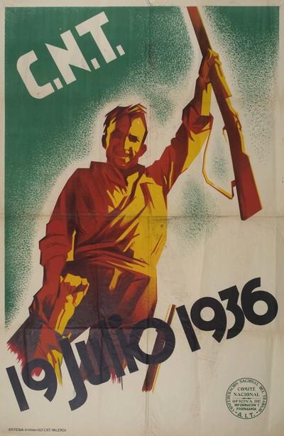 C.N.T. 19 julio 1936.