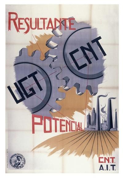 UGT-CNT. Resultante potencial.