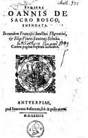Sphaera Ioannis de Sacro-Bosco, emendata. In eandem Francisci Iunctini Florentini, & Eliae Vineti Santonis scholia ..