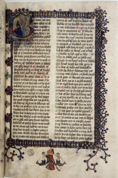 Commentary on the Psalter.